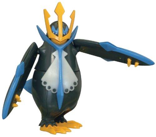 8inch Pokemon Diamond & Pearl Emperuto Action Figure - 1
