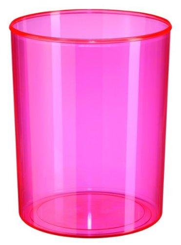 HAN 18131-76 Papierkorb i-Line SIGNAL, 13 Liter, rund, hochglänzend, signal-pink online bestellen