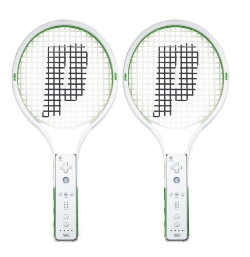 Prince Tennis Racket - Twin Pack (Wii)