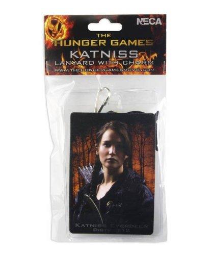 The Hunger Games Movie Lanyard Katniss