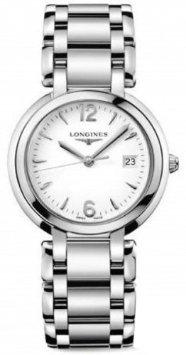 NEW LONGINES PRIMALUNA LADIES WATCH L8.114.4.16.6