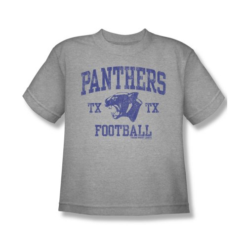Friday Night Lights Tv Series Panther Arch Youth T-Shirt Tee