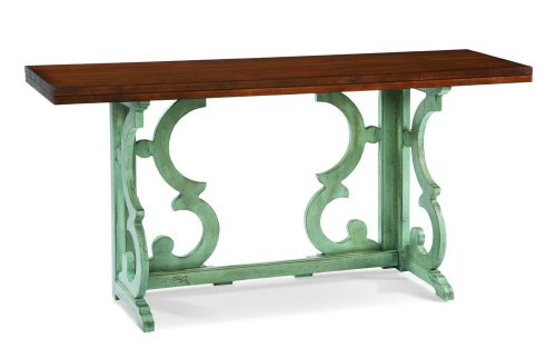 Cheap Gate-Leg Console Table by Sherrill Occasional – CTH – Heirloom (640-715) (640-715)