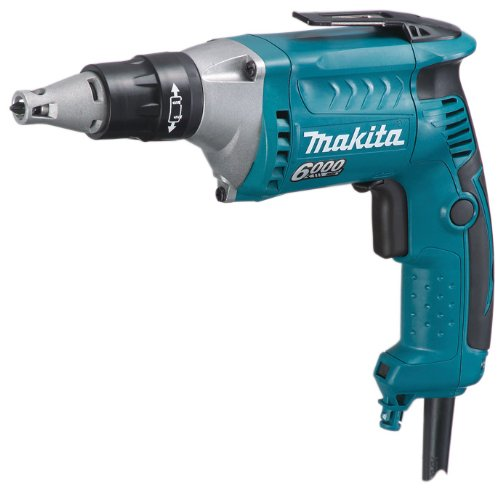 Makita FS6300 Drywall Screwdriver with Silent Clutch 240volt