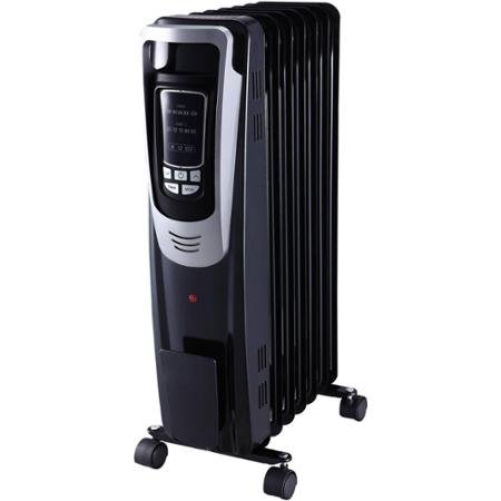 Pelonis Digital Oil Filled Heater, Black (Oil Filled Heater Switch compare prices)