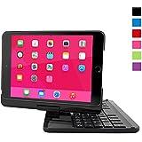 Snugg™ iPad Mini 1 / 2 / 3 360° Rotatable Keyboard Case - Ultra Slim Keyboard Case with Bluetooth Connectivity & Lifetime Guarantee (Black) For Apple iPad Mini 1 / 2 / 3 Retina