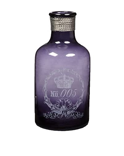 Napa Home and Garden No. 5 Bottle, Purple
