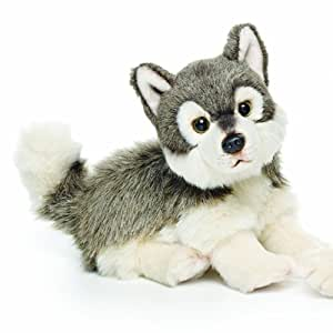 Nat and Jules Nat and Jules Wolf Plush Toy, Small