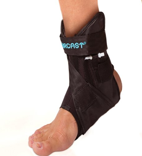 Aircast Airlift PTTD Ankle Brace-Medium-Left