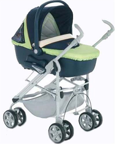 Neonato : Multisport col 706,Umbrella Folding Combination System Stroller