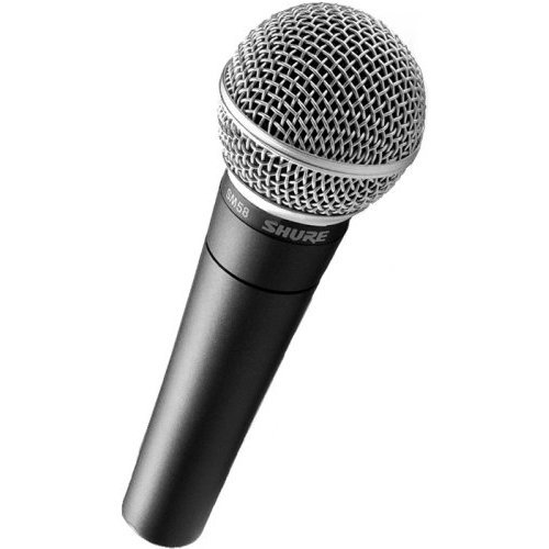 Shure Sm58Lc Cardioid Vocal Microphone Dynamic Handheld Mic