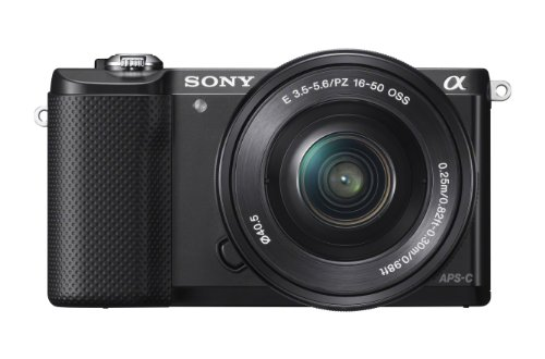 Review Of Sony Alpha a5000 Interchangeable Lens Camera with 16-50mm OSS Lens (Black)