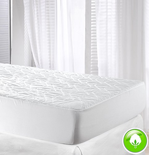 Best Price For Velfont High Quality <b>Cotton</b> Quilted Mattress Protector ...