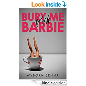 bury with barbie book cover