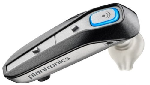PLANTRONICS Bluetooth ワイヤレスヘッドセット Discovery 650 DISCOVERY650