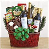 The Gift Basket Gallery Wine Country Bounty