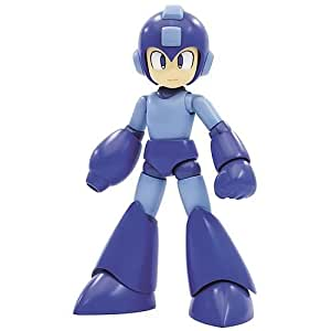 Mega Man Rock Man Plastic Model Kit