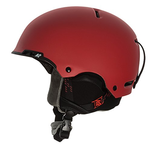 K2 Unisex 1054001.1.6 Skihelm Stash Red