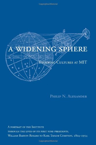 A Widening Sphere: Evolving Cultures At Mit