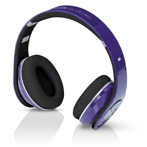 MONSTER CABLE MH BEATS by dr.dre パープル