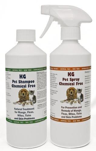 kg-pet-shampoo-500-ml-spray-500-ml-for-mange-fleas-ticks-mites-and-itchy-skin-problems-pesticide-che