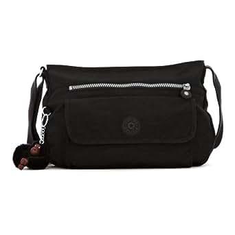 Kipling Luggage Syro Hobo, Black, One Size