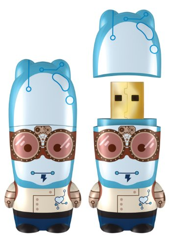 Mimobot Dr. Knowledgeus USB Flash Drive Capacity: 