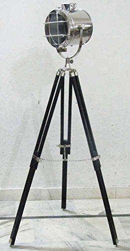 shiv-shakti-enterprises-designer-chrome-finish-searchlight-studio-floor-lamp-w-tripod-stand-spot-lig