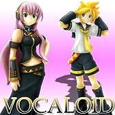 VOCALOID 巡音ルカ・鏡音レン EXフィギュア 【全2種】フルコンプリート