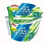 森永 アロエ&ヨーグルト脂肪ゼロ 120g 6個