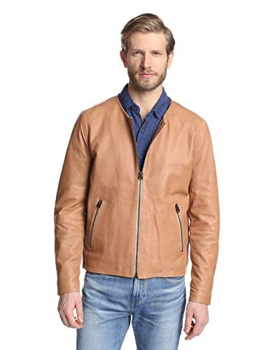 Levi's Made & Crafted Men's Leather Racer Jacket