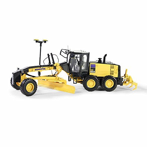 komatsu-gd655-5-motor-grader-with-ripper-1-50-by-first-gear-50-3264-by-first-gear