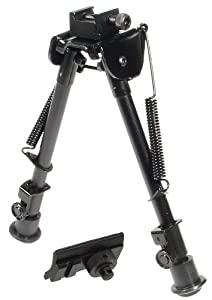 UTG Tactical OP Bipod - Tactical/Sniper Profile Adjustable Height