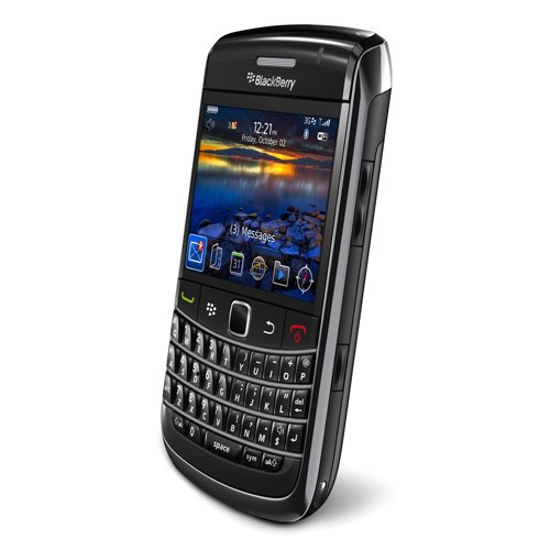 BlackBerry 9700 Bold Unlocked Smartphone with 3 MP Camera, Bluetooth, 3G, Wi-Fi, and MicroSd Slot –International Version with no Warranty (charcoal)