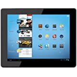 Coby Kyros 9.7-Inch Android 4.0 8 GB Internet Tablet 4:3 Capacitive Multi-Touchscreen with Built-In Camera, Black MID9740-8