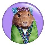 Nora Guinea Pig Badge