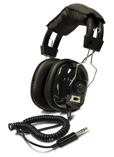 Bounty Hunter  Metal Detector Headphone