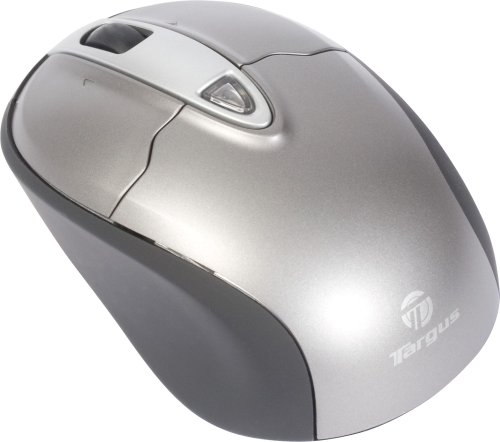 Targus Wireless Optical Place-N-Go Notebook Mouse (AMW25US)