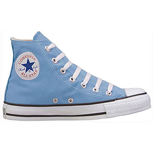 Converse Unisex All Star Hi 12 Carolina (Light Blue Converse High Tops compare prices)