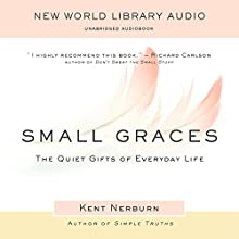 Small Graces: The Quiet Gifts of Everyday Life (       UNABRIDGED) by Kent Nerburn Narrated by Kent Nerburn