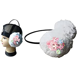 Japanese Anime Shugo Chara Amu Shooter Winter Ear Muffs Soft Earmuffs
