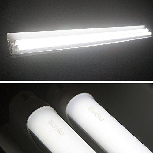 led tube light 4ft 6000k daylight white t8 fluorescent light bulbs. Black Bedroom Furniture Sets. Home Design Ideas