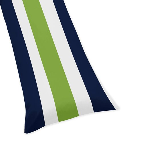 Navy And Lime Green Bedding front-121834