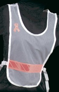 Jog A Lite Jogalite 4 A Cure (breast cancer) Reflective vest