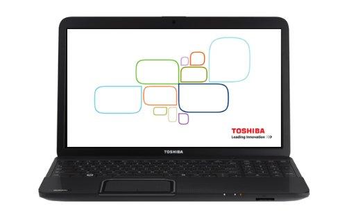 Toshiba Satellite Professional C850 15.6-inch Laptop (Intel Core i3 3120M 2.5GHz Processor, 4GB RAM, 500GB HDD, DVD RW, LAN, WLAN, BT, Webcam, Integrated Graphics, Windows 7 Professional)