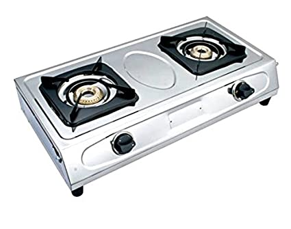 Surya LPG 2 Burner Gas Cooktop