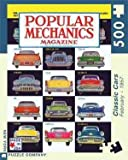 Classic Cars Popular Mechanics 500 Pieces Jigsaw Puzzle