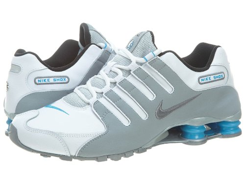 Buy Nike Shox Nz Mens 378341 Style 378341152 Size 8 order - G shock ... 6044a18db