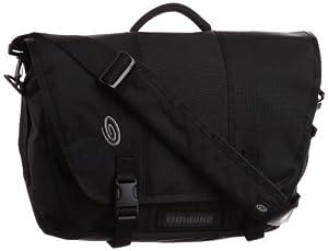 Timbuk2 Commute Laptop Messenger Bag (Black/Black, Small)