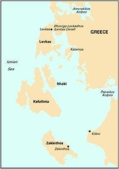 Imray Chart G12: South Ionian Islands: Imray